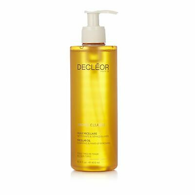 DECLEOR Aroma Cleanse Super Size Micellar Oil 400ml Cleanser Make Up Remover  • 44.95£