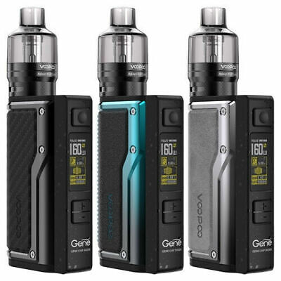 VooPoo® Argus GT Kit E-Cigarette Mod E-Cig Vape PnP Pod Tank Or Coils Authentic! • 12.95£