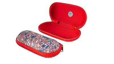 £5.49 • Buy Buy1 Get 1 Free Wheres Wally Reading Glasses Sunglasses Protective Red Zip Case