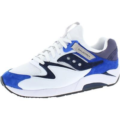 $32.39 • Buy Saucony Mens Grid 9000 Mesh Fashion Trainers Running Shoes Sneakers BHFO 7901