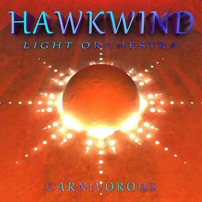 £11.24 • Buy Hawkwind Light Orchestra - Carnivorous (NEW CD)
