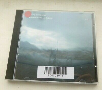 Andy Sheppard - Movements In Colour  * EX-Library ECM  [CD]  • 4£