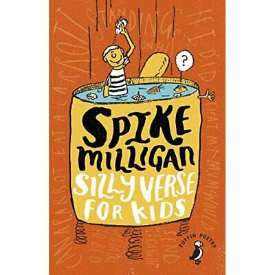 Silly Verse For Kids (Puffin Poetry) - Paperback NEW Spike Milligan  2015-10-01 • 16.87£