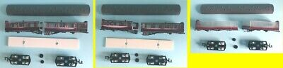 Graham Farish Mk1 Coaches In Bits N Gauge X 3. • 10£