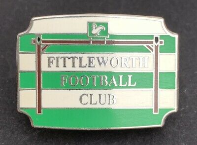 Fittleworth FC Non-League Football Pin Badge • 2.50£