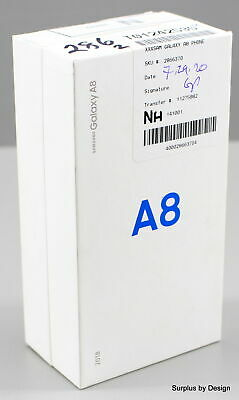 $ CDN76 • Buy *NEW SEALED* Samsung Galaxy A8 5.6  32 GB Unlocked Cell Phone - Black