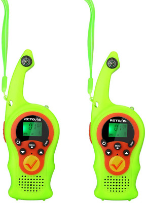 $ CDN39.35 • Buy Retevis RT75 Kids Walkie Talkies, Long Range 22CH 2 Way Radio Kids Toys Gifts Fo