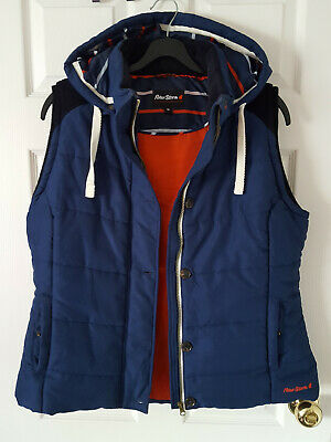 Peter Storm Size 16 Navy Hooded Gilet Body Warmer  • 5.99£