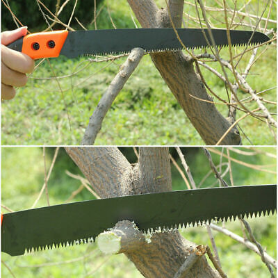 £10.99 • Buy Wood Branch Tree Saw Pruning Trimming Cutting Garden Hand Tools W/Holster 270mm