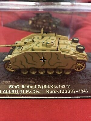 Diecast 1/72 StuG III Ausf G Tank. 1943. Open To Offers And Combined Postage • 10.99£