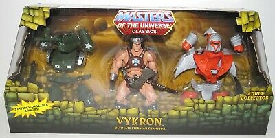 $74.99 • Buy Vykron SDCC Exclusive MOTUC Masters Of The Universe Classics MOTU W/ Mailer Box