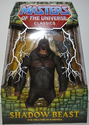 $69.99 • Buy Masters Of The Universe Classics Shadow Beast Filmation Figure W/ Mailer