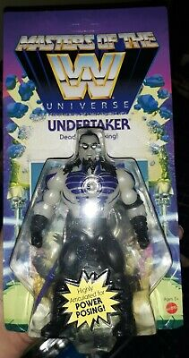 $19.95 • Buy Masters Of The WWE Universe Undertaker Glow In Dark Figure New 2020 NM Unpunched