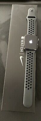 $ CDN634.74 • Buy Apple Watch Series 5 Nike 44mm Space Gray Aluminum Case With Anthracite/Black