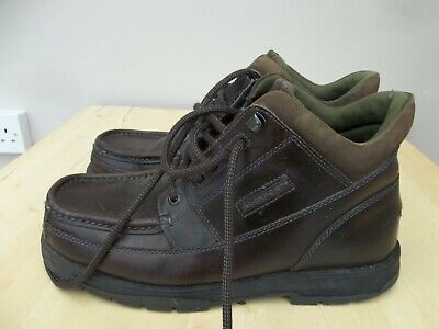 Mens Rockport Boots XCS  Waterproof Size 8  Hydro-shield Made In China  • 24.99£