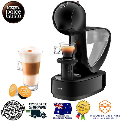 AU87.93 • Buy Nescafe Capsule Pod Coffee Machine Infinissima Hot And Cold 1.2L Dolce Gusto NEW