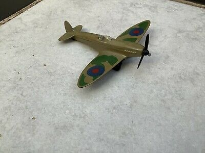 Original Matchbox Skybusters WWII Spitfire SB8 Diecast Model Toy Fighter Plane • 4.99£