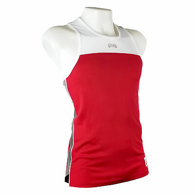 £24.99 • Buy Rival Boxing Jersey Vest Amateur Competition Training Red