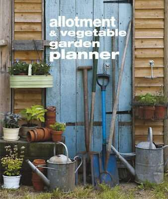 The Allotment And Vegetable Garden Planner, CICO Books, Excellent Book • 12£