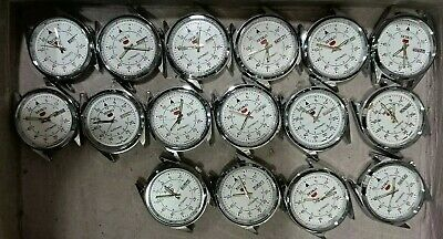 $ CDN536.30 • Buy Job Lot Of 16 Pcs Seiko 5 Automatic Wrist Watches In Working Conditions