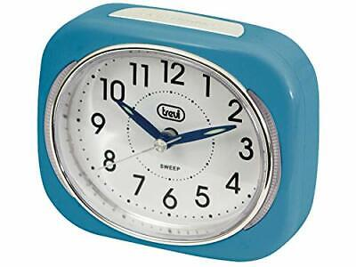 Trevi Retro Bedside/Travel Alarm Clock With LED Backlight And Silent Sweep • 12.99£