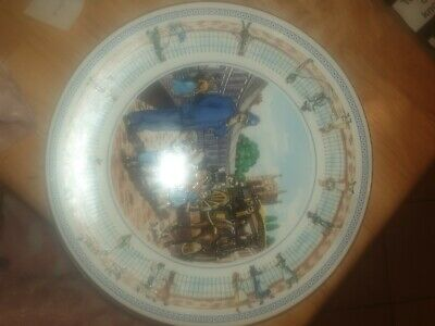 Ringtons Limited Edition Collectors Plate Street Games By Wade No 39 • 2.50£