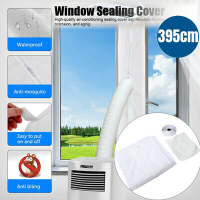 AU13.98 • Buy Hot Air Stop Conditioner Outlet Window Sealing Kit For Mobile Air Conditioner AU