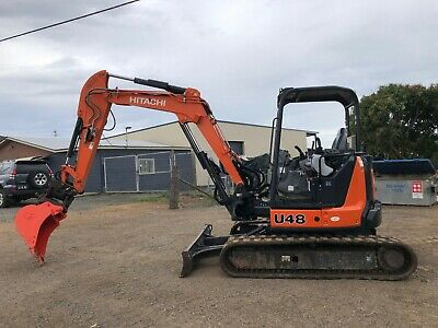 AU49500 • Buy Excavator Hitachi ZX 48-5