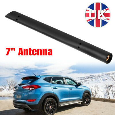 7inch Car Aerial Bee Sting Mast Antenna Ariel Arial Mini Radio Stubby Am Fm Roof • 3.60£
