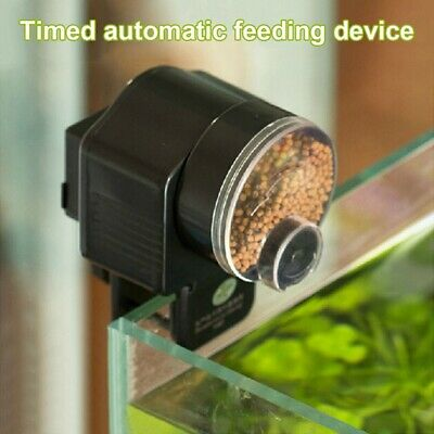 £9.22 • Buy Adjustable Fish Tank Automatic Timing Feeder
