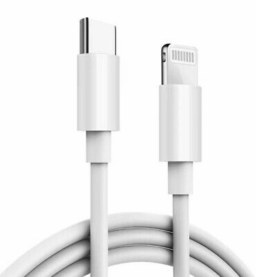 AU8.99 • Buy Genuine IPhone USB-C To Lightning Charger/Data Cord Apple Mac - MELBOURNE STOCK