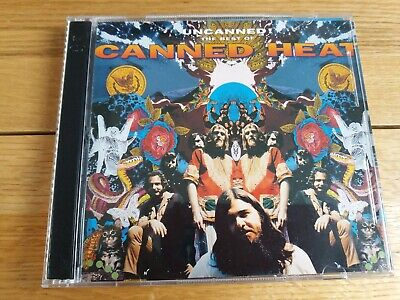 Canned Heat-the Best Of-double Cd • 5£