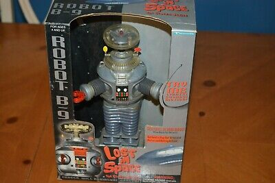 AU64.13 • Buy Lost In Space The Classic Series Robot B 9 / Danger. Will Robinson! Danger!