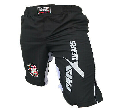 AU21.99 • Buy MMA Fight Pro MMA Shorts UFC Cage Fight Grappling Muay Thai Boxing Gear KICK Gym