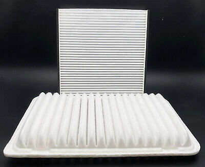 $13.20 • Buy Engine&Carbonized Cabin Air Filter Combo Set For SIENNA CAMRY RX350 ES330 04-06