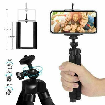 Universal Mini Mobile Phone Holder Tripod Stand Grip For IPhone Android Camera D • 4.39£