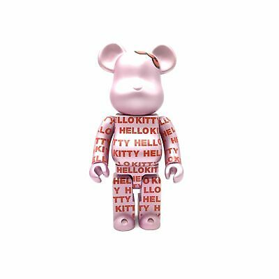 $251 • Buy MEDICOM TOY BE @ RBRICK Hello Kitty 400% Scale 2000 Pieces Limited 2005 ByDHL