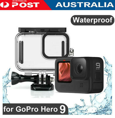 AU20.06 • Buy 50M Waterproof Housing Case Diving Protective Cover For GoPro Hero 9 10 Black