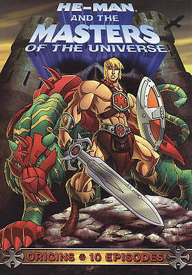 $5.98 • Buy He-Man And The Masters Of The Universe: Origins (DVD, 2009)  NEW Free Shipping