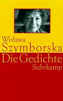 Die Gedichte By Szymborska, Wislawa | Book | Condition Very Good • 16.37£