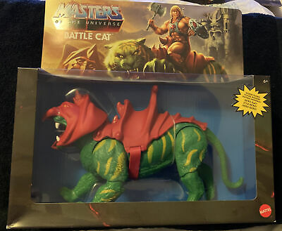 $35 • Buy Masters Of The Universe Origins BATTLE CAT Retro Play Action Figure Exclusive