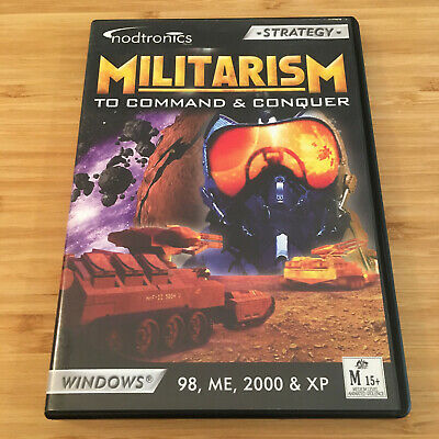 AU29.95 • Buy Militarism: To Command & Conquer (2003) | Windows PC CD Game | Free Postage