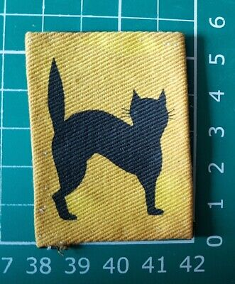 £19.99 • Buy 17th Infantry Division Cloth Badge BRITISH ARMY FORMATION PATCH