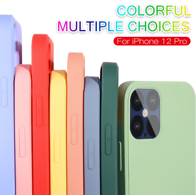 AU7.45 • Buy NEW! Liquid Silicone Case For IPhone 12 Mini Pro And Max 11 Pro And Max