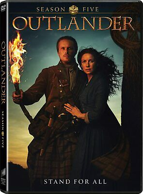 AU20.99 • Buy Outlander Season 5 Series Fifth DVD Brand New Sealed