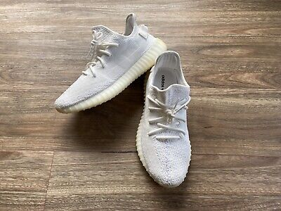 AU300 • Buy Adidas Originals Yeezy Boost 350 V2 / White Cp9366 / Size 11 Us / Pre Loved