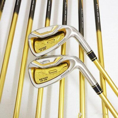 AU983.50 • Buy 2020New Golf Clubs HONMA S-06 4 Star Golf Irons 4-11.Aw.Sw IS-06 Irons Set Golf