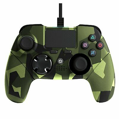 £16.99 • Buy X-Rocker Covert Ops Wired PS4 Controller - Green Camo