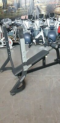 Technogym Pure Strength Olympic Decline Bench Commercial Gym Equipment  • 515£