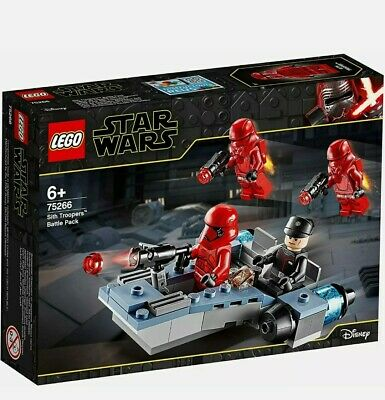 New LEGO Star Wars Sith Troopers Battle Pack Building Set - 75266 • 14.99£